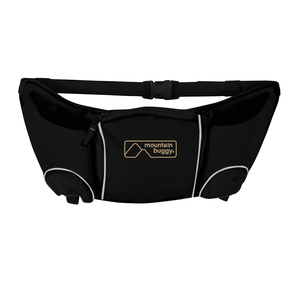Mountain Buggy Buggy Pouch - Black-0