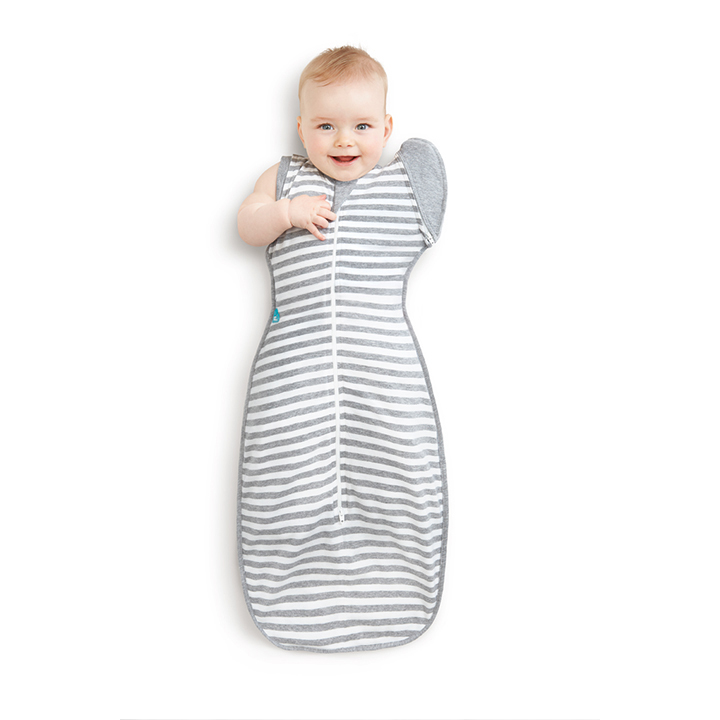 Love to Dream Swaddle Up 50/50 - Large 8.5 - 11kg - Grey-0