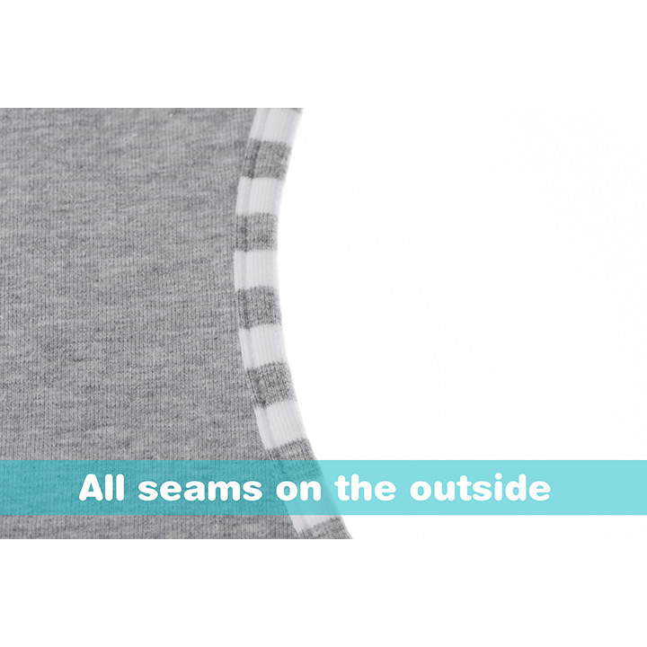 Love To Dream Swaddle Original - Stage 1 - Grey Large 8.5 - 11kg-3797