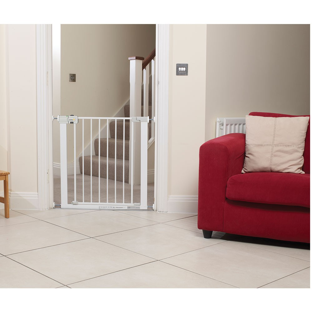 Safety 1st SecurTech Simply Close Metal Gate-0