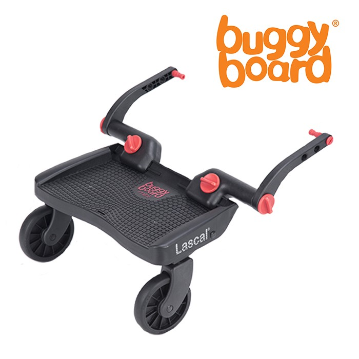 Lascal Mini BuggyBoard / 3D Red-0