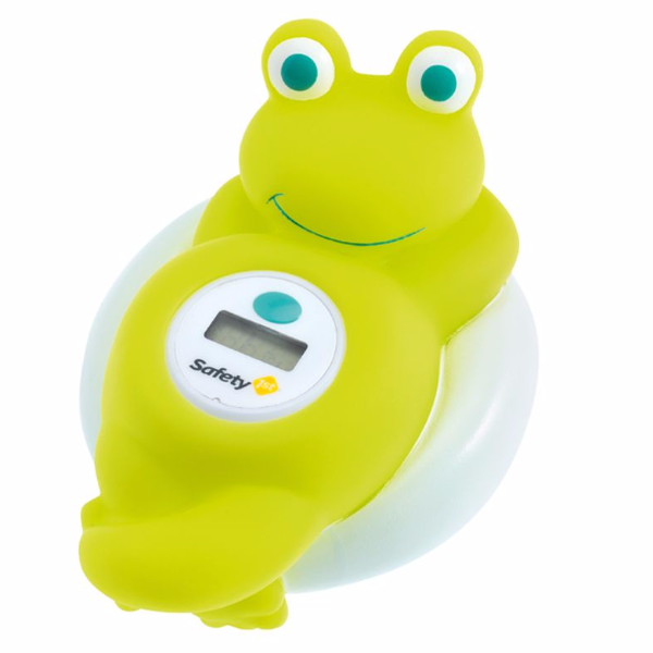 Safety 1st Frog Digital Thermometer -0