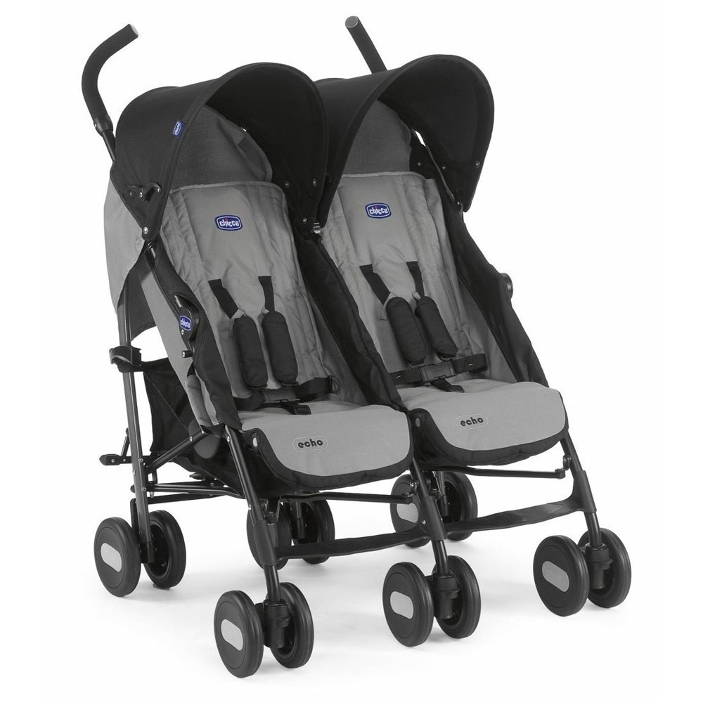 Chicco Echo Twin - Coal-0